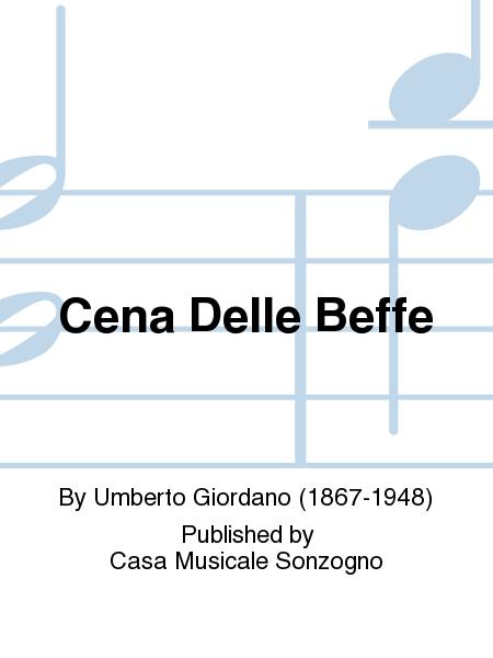 Cena Delle Beffe