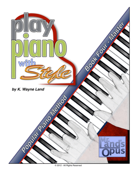 Play Piano With Style - Book 4, Master