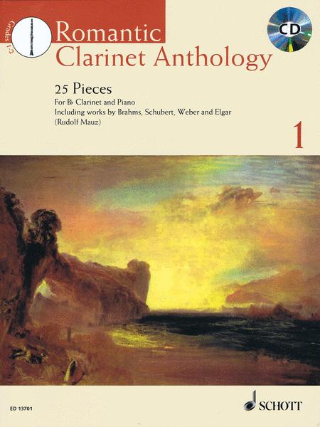 Romantic Clarinet Anthology - Volume 1