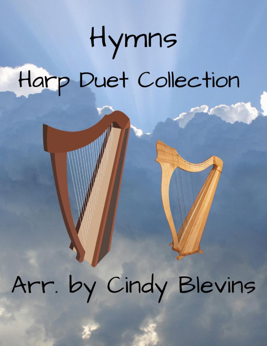 Hymns for Harp Duet (10 arrangements)