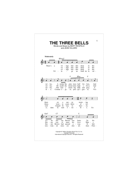 The Three Bells