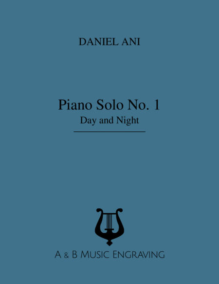 Piano Solo No. 1 (Day and Night)