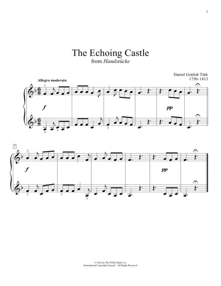 The Echoing Castle