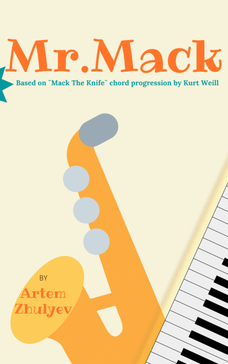 Download Mrck For Alto Saxophone And Piano Based On Mack The