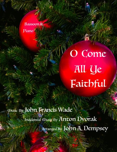 O Come All Ye Faithful (Bassoon and Piano Duet)