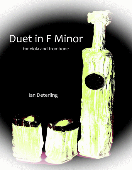 Duet in F Minor for Viola and Trombone