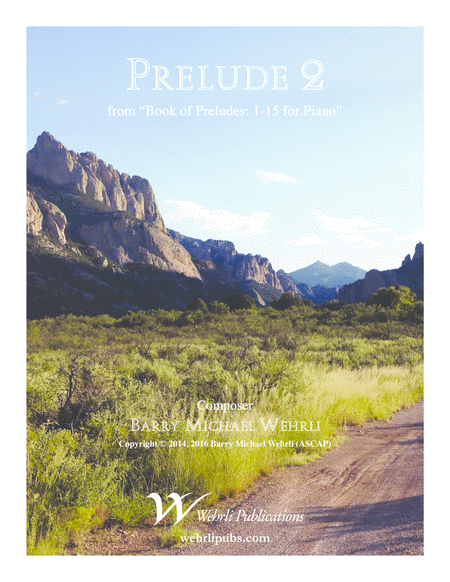Prelude 2 from