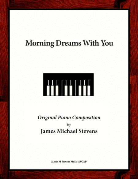 Morning Dreams With You - Romantic Piano