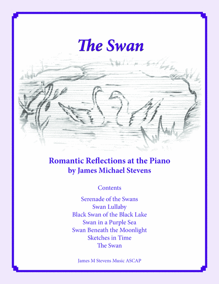 The Swan - Romantic Reflections at the Piano