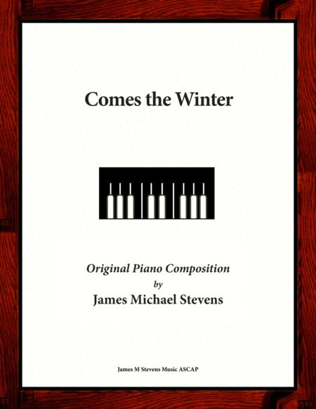 Comes the Winter - Reflective Piano