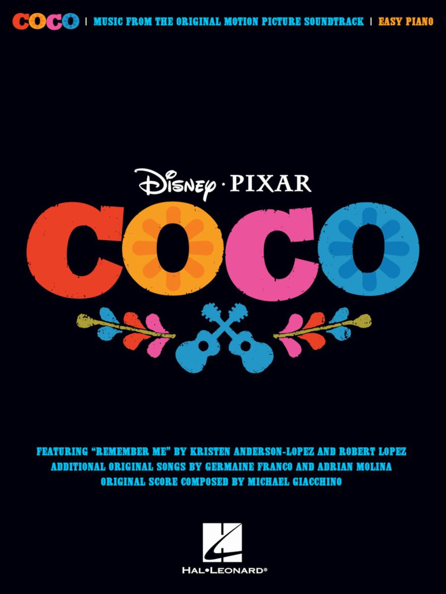 Disney/Pixar's Coco (Easy Piano)