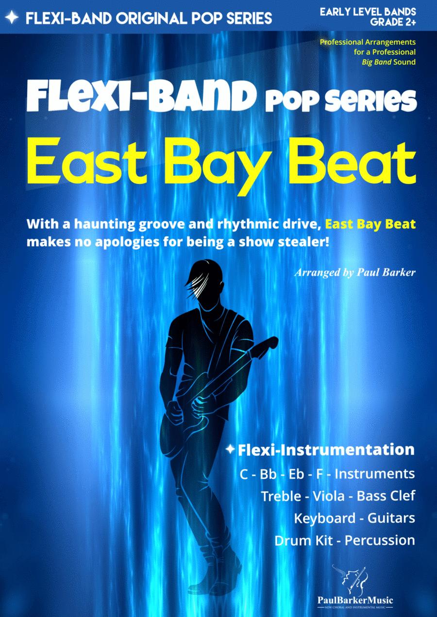 East Bay Beat (Flexi-Band Score & Parts)