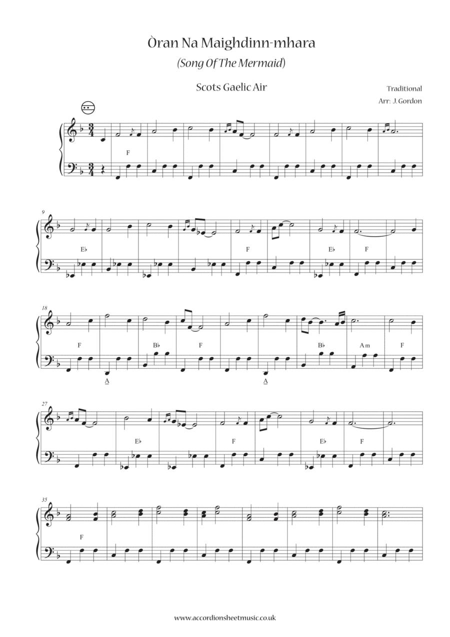 Òran Na Maighdinn-mhara (Song Of The Mermaid)