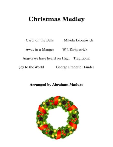 Christmas Medley String Quartet
