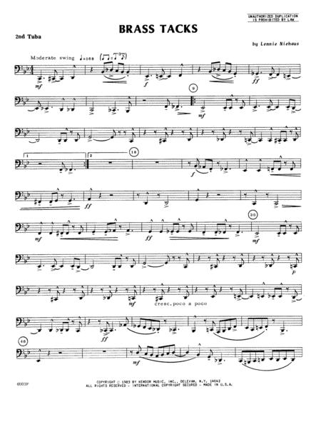 Brass Tacks - Tuba 2