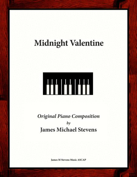 Midnight Valentine - Romantic Piano