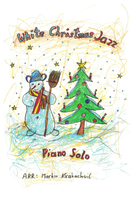 White Christmas Jazz