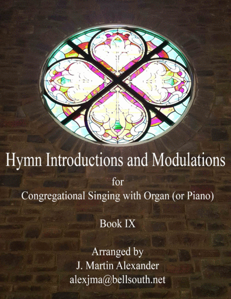 Hymn Introductions and Modulations - Book IX