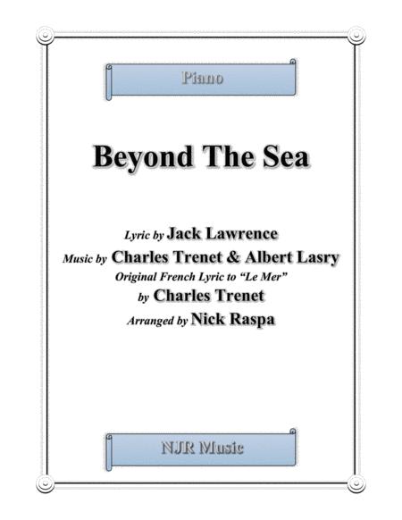 Beyond The Sea (advanced piano)