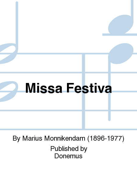 Missa Festiva