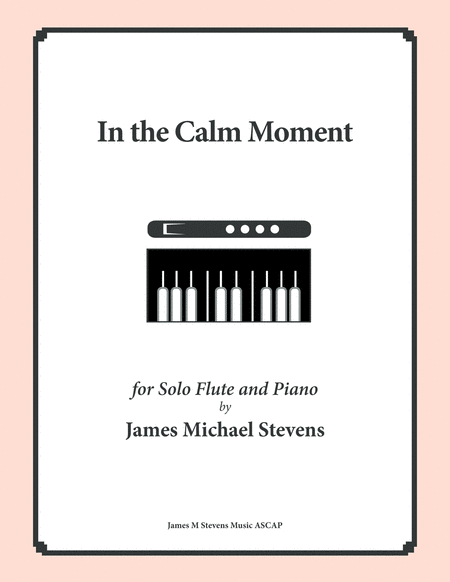In the Calm Moment - Flute & Piano