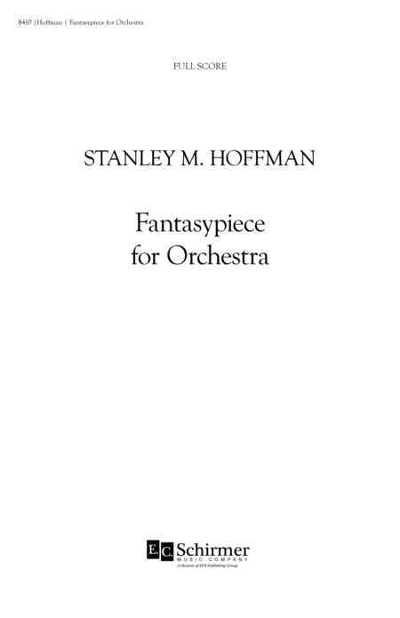 Fantasypiece for Orchestra (Additional Orchestra Score)