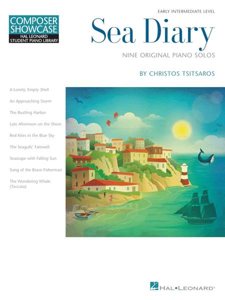 Sea Diary - Nine Original Piano Solos
