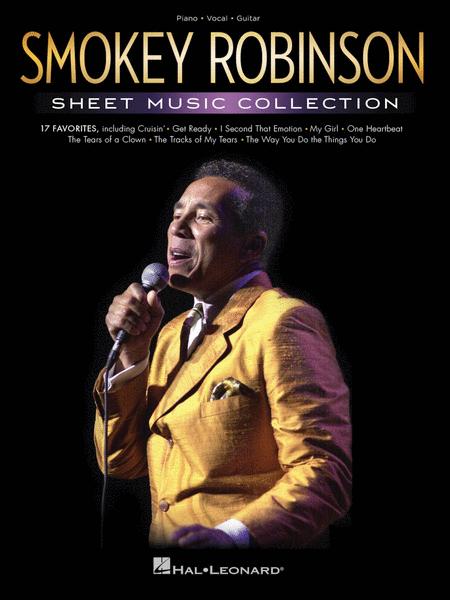 Smokey Robinson - Sheet Music Collection