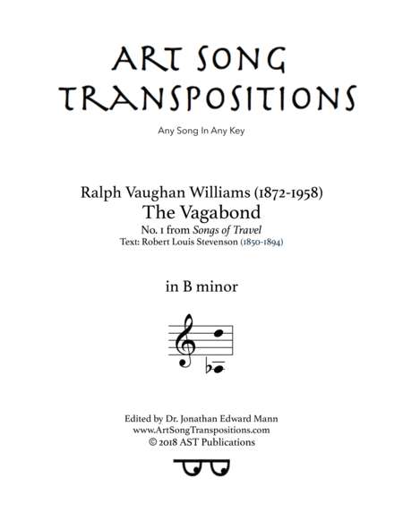 The Vagabond (B minor)