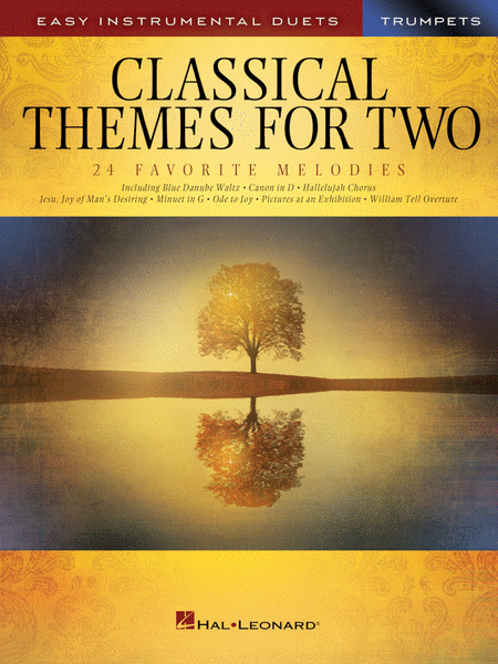 Classical Themes for Two Trumpets