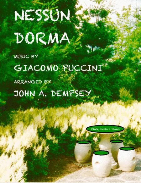 Nessun Dorma (Trio for Flute, Cello and Piano)