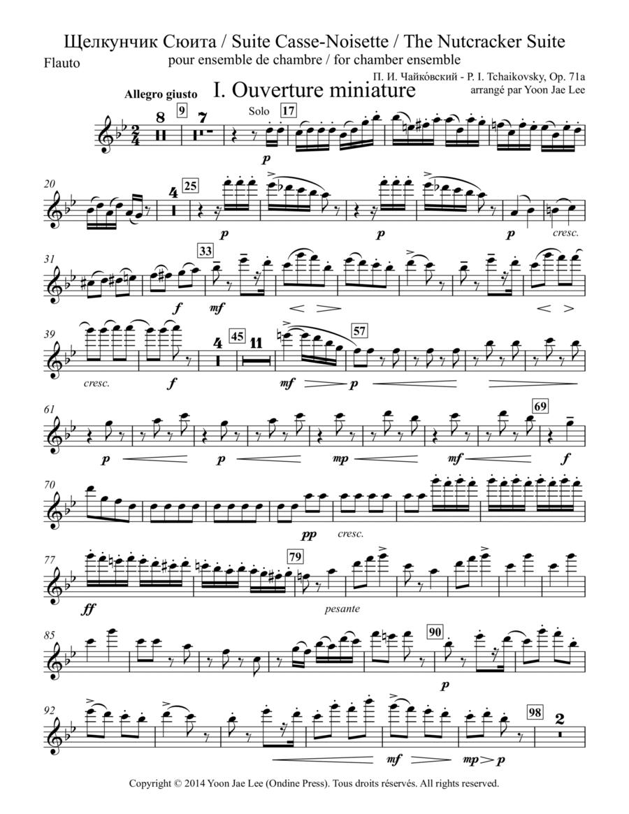 Debussy (arr. Lee): Prélude à l'après-midi d'un faune, Full Score