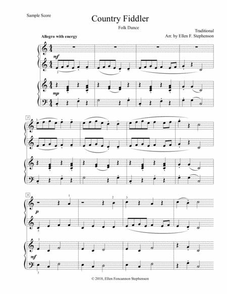 Country Fiddler (Folk Dance)