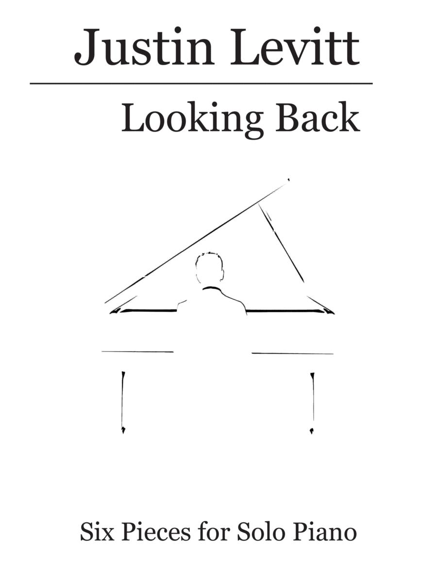 Justin Levitt Piano Solos - Looking Back (Vol. VI)