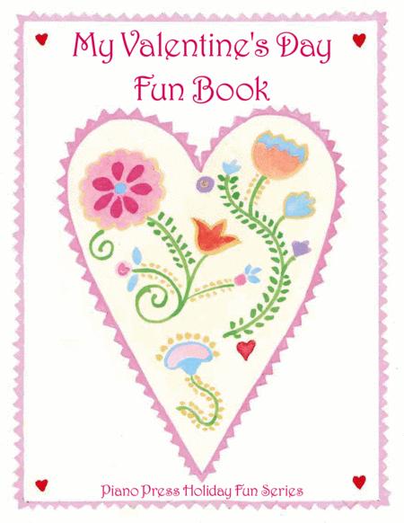 My Valentine's Day Fun Book