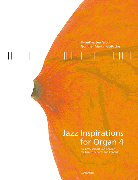 Jazz Inspirations for Organ 4