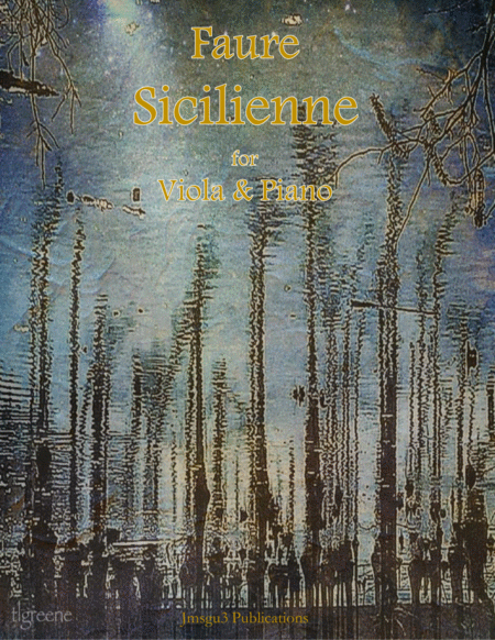 Faure: Sicilienne for Viola & Piano
