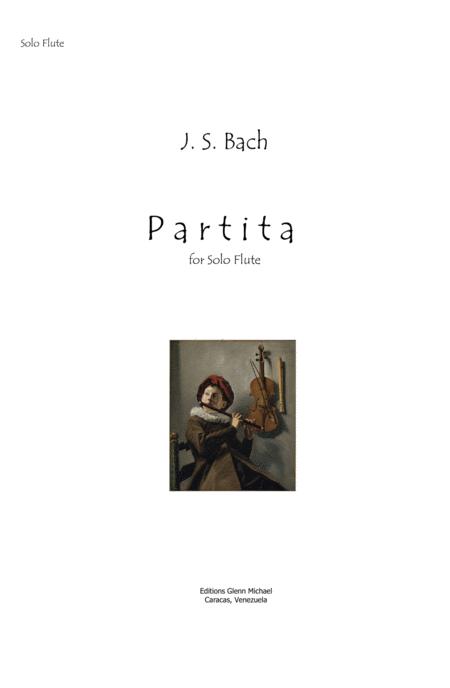 Bach Flute Partita in A minor