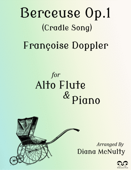 Berceuse Op.15 - for Alto Flute & Piano