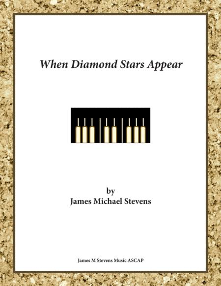When Diamond Stars Appear - Romantic Piano