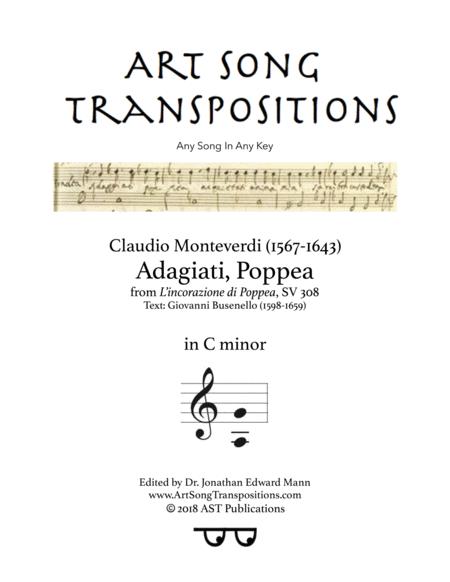 Adagiati, Poppea (C minor)