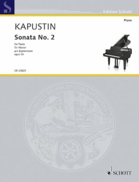Sonata No. 2, Op. 54