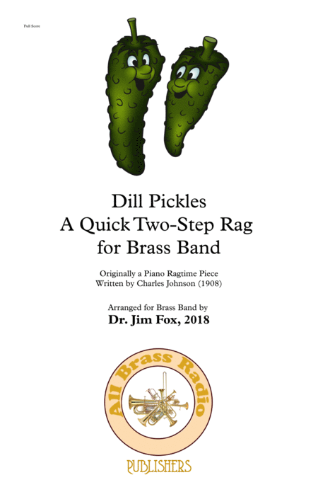 Dill Pickles for Brass Band