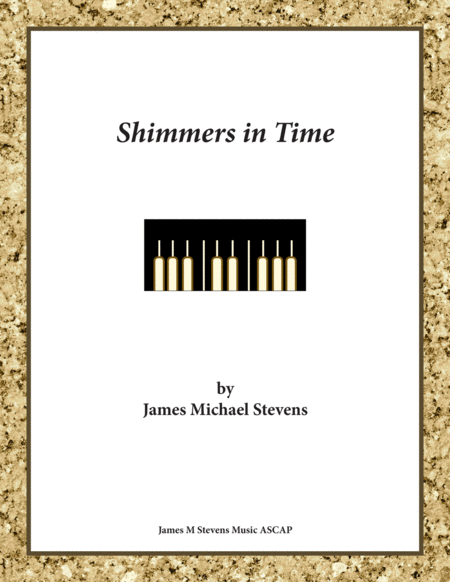 Shimmers in Time - Piano