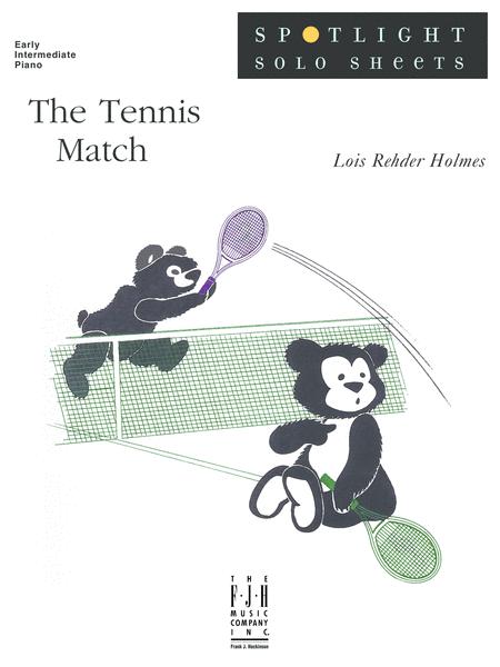 The Tennis Match