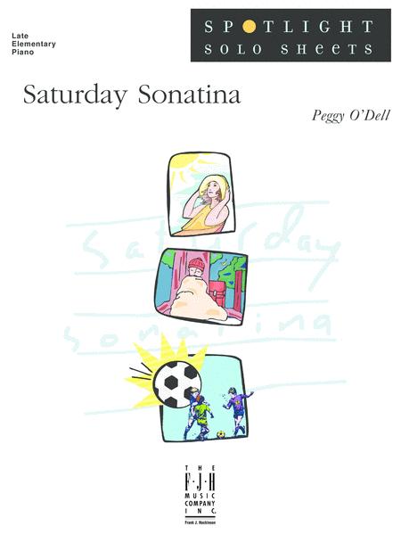 Saturday Sonatina