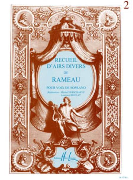 Recueil D'Airs - Volume 2