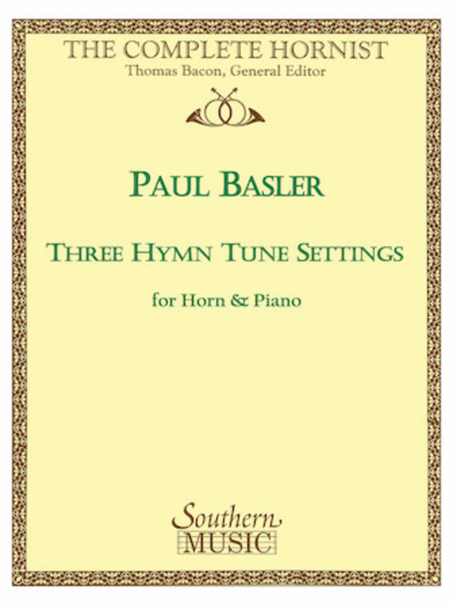 Three Hymn Tune Settings