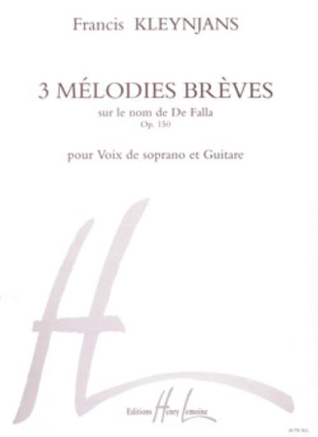 Melodies Breves (3)