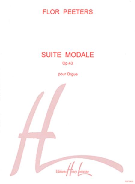 Suite Modale Op. 43